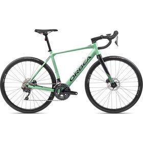 Orbea Gain D20, pastel green/black